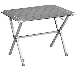 Table alu 80 ulrich camping carsulrich camping cars - Table pliante pour camping car ...